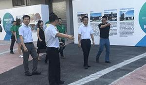 桂城街道党工委书记麦绍强